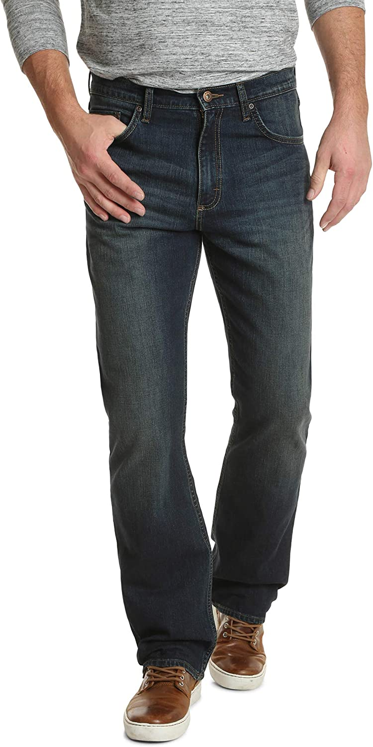 Premium Relaxed Fit Boot Cut Jean