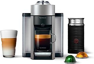 Nespresso by De'Longhi ENV135SAE Vertuo Evoluo Coffee and Espresso Machine Bundle..