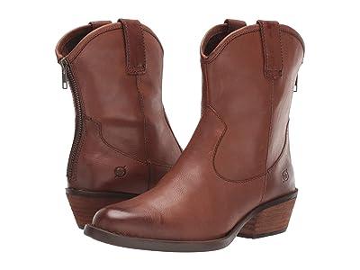 Born Wynd (Brown Full Grain Leather) Women