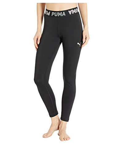 PUMA Modern Sports Banded 7/8 Leggings (PUMA Black) Women