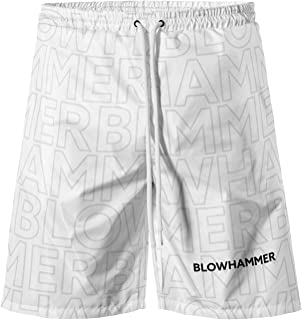 Blowhammer - Costume da Bagno Uomo - Black Joint