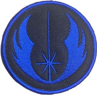 Star War Jedi Order Jedi Knight Galactic Republic Defender Morale Patch Hook and Loop Fastener Jedi Order Knight Lightsabe...