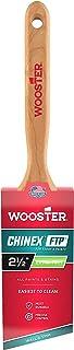 Wooster Brush 4410-2 1/2 Chinex FTP Angle Sash Paintbrush, 2-1/2-Inch