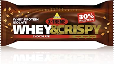 Inkospor X-TREME Whey and Crispy Chocolate Protein Bars 24-Count Estimated Price : £ 38,97