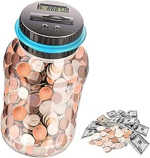 Best coin saving jar Reviews