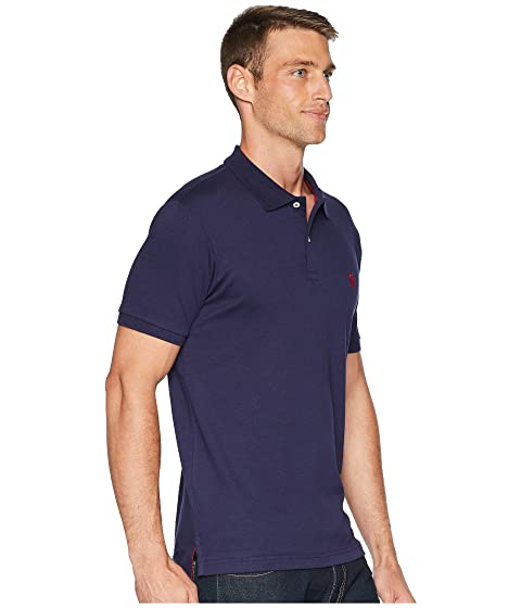 Shirt S POLO Slim Solid Polo ASSN Interlock Fit U Pwvxq844
