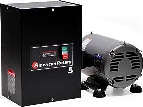 Rotary Phase Converter AR5 5 HP 1 to 3 Three PH Made is USA