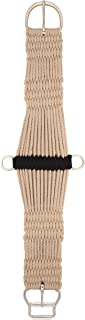 Weaver Leather Rayon 15 Strand Straight Smart Cinch with New and Improved Roll Snug Cinch Buckle