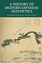 A History of Modern Japanese Aesthetics