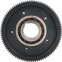 Motor Gear-Mengsel Materiaal Spiraalvormige Tand Elektrische Fiets Hoofdversnelling Montage Unidirectionele Verhouding Wiel