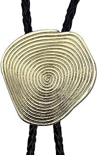 XGALBLA Bolo Tie for Men Annual Ring Tree Pattern Celtic Native American Western Cowboy bolotie