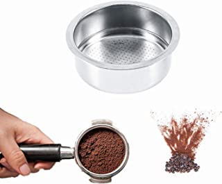 Coffee Filter, Coffee 2 Cup 51mm Pressurized Filter Basket For GUSTINO