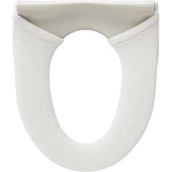 オカ(OKA) 乾度良好 Dナチュレ 洗浄暖房専用 便座カバー (ホワイト)