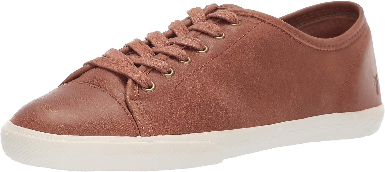 Frye Womens Mindy Low Lace Sneaker