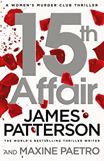 15th Affair: The evidence doesn't lie... (Women's Murder Club 15)
