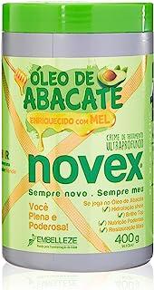 Novex Creme de Tratamento Óleo de Abacate, 400 g