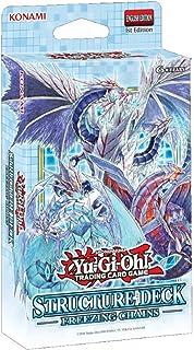 Konami Yu-Gi-Oh! Freezing Chains Structure Deck