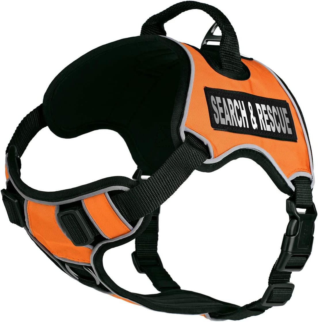 Dogline Quest No-Pull Dog Harness Reflectiv Search Large-scale sale Max 41% OFF with Rescue