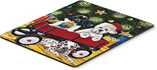Caroline's Treasures Desk Artwork Mouse Pad , Multicolor , 7.75x9.25 (AMB1445MP)