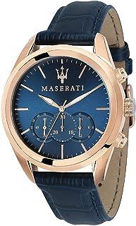 (マセラティ) Maserati 腕時計 TRAGUARDO R8871612015 メンズ [並行輸入品]
