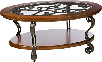 amazon com traditional coffee table
