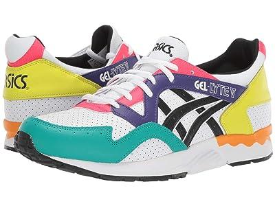 ASICS Tiger Gel-Lyte V (White/Black) Men