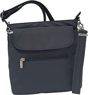 Anti-Theft Classic Mini Shoulder Bag (One Size, Graphite)