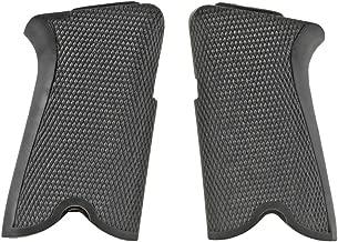 Numrich Ruger P85 Grips (Black Rubber)