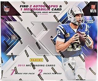 2019 Panini XR NFL Football Hobby Box