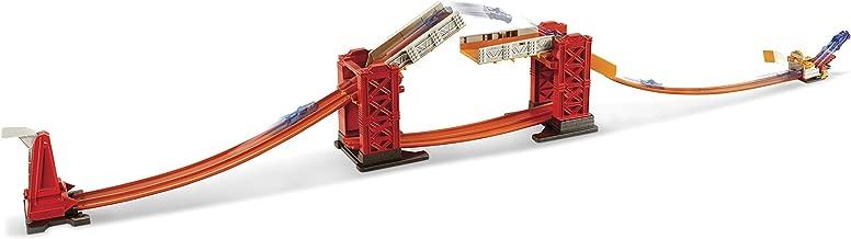 Hot Wheels Track Builder Stunt Bridge Kit, Standard Packaging