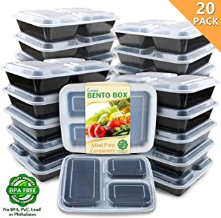 Best bento meal prep containers Reviews