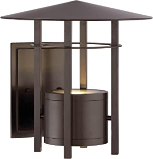 Designers Fountain LED34031-BNB Wall Lantern, Burnished Bronze