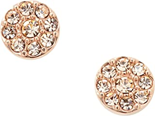 Stainless Steel Stud Earring with glitz
