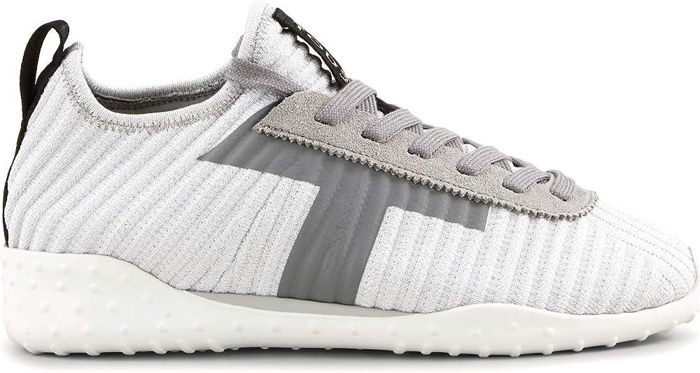 Tod`s, sneakers  in tessuto lurex elasticizzato per donna,taglia: 38 eu XXW14B0AC70