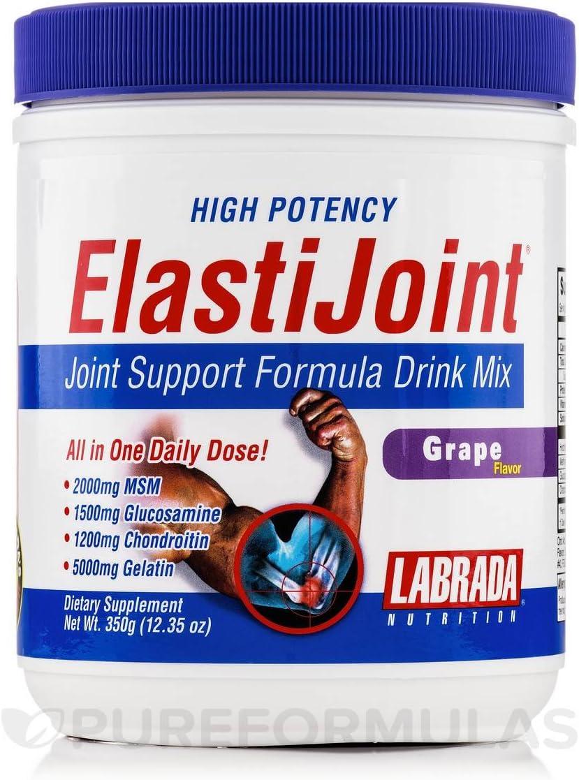 Labrada Elasti Joint safety 12.35 Max 88% OFF Oz. - Grape