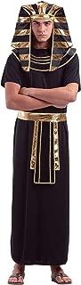 Egyptian Pharaoh Men's Halloween Costume - King of Egypt Ancient Robes