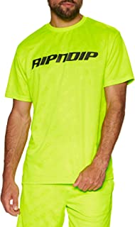 Rip N Dip Mbn Stripe Soccer Jersey Short Sleeve T-Shirt
