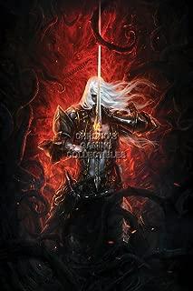 CGC Huge Poster - Castlevania LOS Mirrors of Fate Nintendo 3DS - CAS017 (24