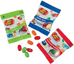 Fun Express - Jelly Belly Fun Pack Variety Bag (45pc) - Edibles - Soft & Chewy Candy - Jelly & Jelly Bean - 45 Pieces
