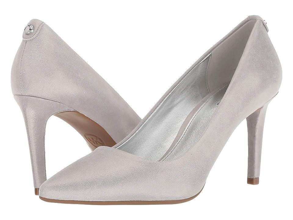 MICHAEL Michael Kors Dorothy Flex Pump (Silver) Women