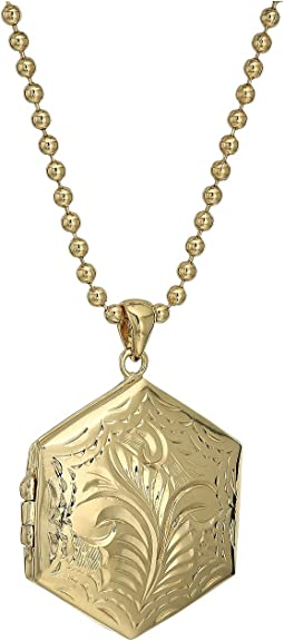 Vanessa Mooney - The Valentina Locket Necklace