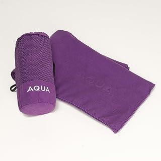 comprar comparacion Sancarlos Aqua Toalla Microfibra, Morado, 100x150 cm
