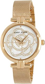 Anne Klein AK/N3102MPGB Analog Quartz Gold Watch