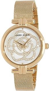 Anne Klein AK/N3102MPGB Analog Quartz Gold Watch