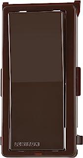 Leviton DDKIT-SB DDKIT-0SB Decora Smart and Decora - Kit de cambio de color para placa de cara, color marrón