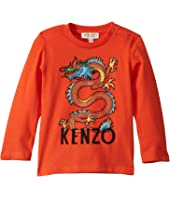 Kenzo Kids - Dragon and Logo T-Shirt (Infant)