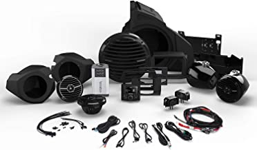 Rockford Fosgate RZR14-STAGE4 400-Watt Stereo, Front and Rear Speakers, and Subwoofer Kit for Select Polaris RZR Models (2014-2019)