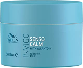 Wella invigo Balance Calm Sensitive Mask 150ml Nutritiva & Máscara pflegende pelo para strapaziertes pelo