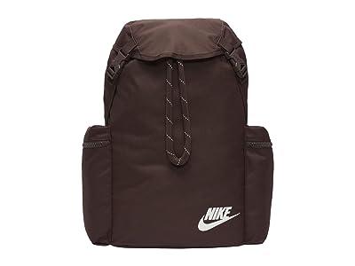 Nike Heritage Rucksack (Earth/Earth/Pale Ivory) Backpack Bags