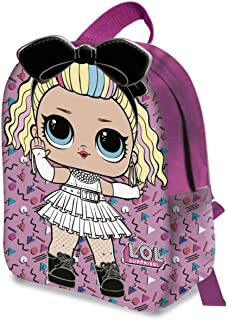 CORIEX Mochila 2D Queen Bee LOL Surprise 27cm